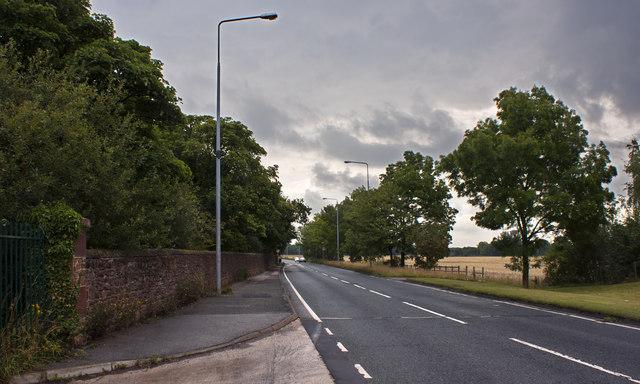Cronton Road (A5080)