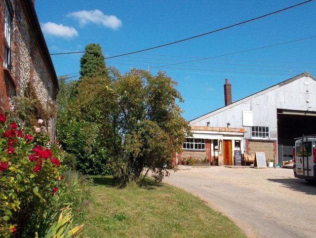 Britwell Salome Farm Shop