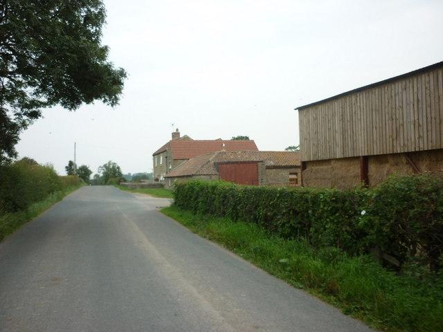 Grange Farm on Highmoor Lane