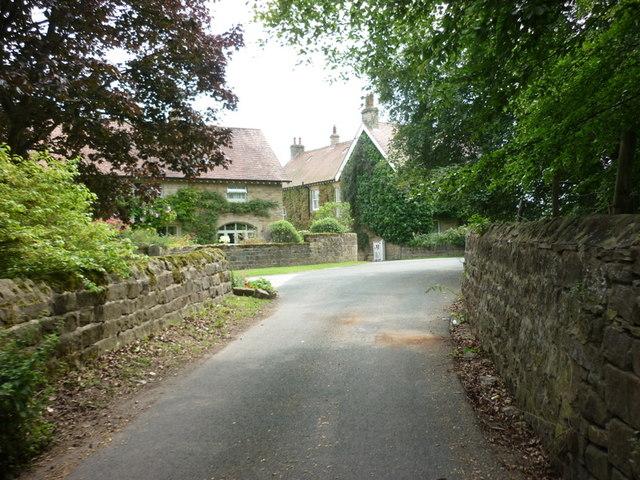 Home Farm, Town Street, Nidd