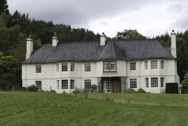 Little Scatwell House