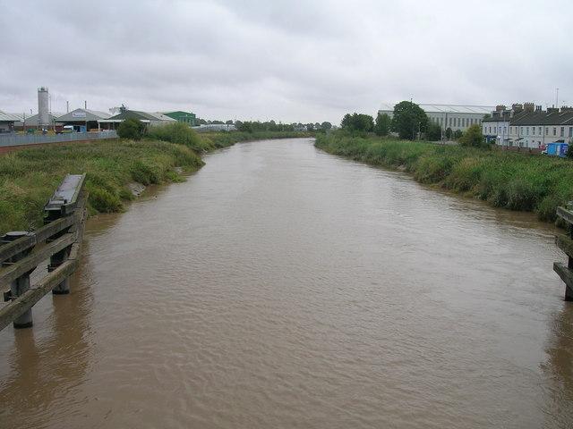 Dutch River, Goole