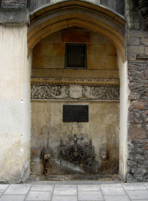 St John's Conduit