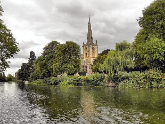 Stratford-Upon-Avon, Holy Trinity Church