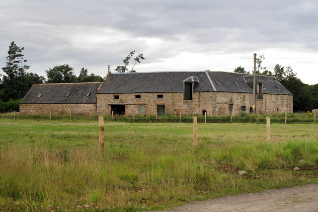 Rosefield Farm Buildings