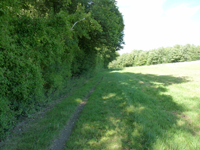 Bridleway to West Dean