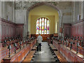 SP2054 : The Guild Chapel (interior) by David Dixon