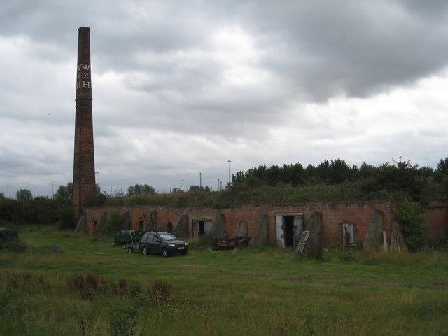 Former brick and tile works