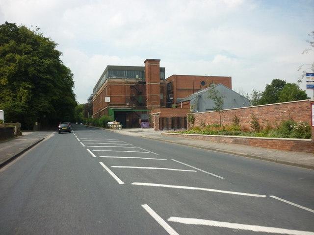 Marton Mills near Pool