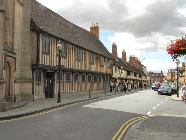 Church Street, Stratford-Upon-Avon