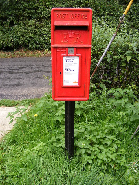 Rookery Road Postbox