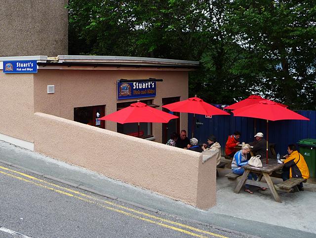 Stuart's Fish and Chip Shop
