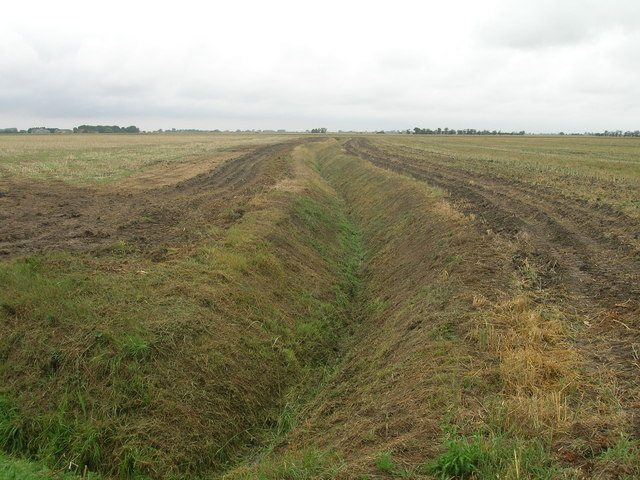 Drainage ditch off Church Lane