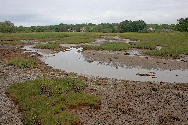 Tidal Creek on the An Doirlinn