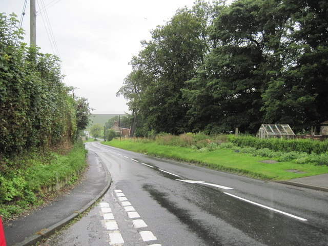 A  Wet  Day  in  Wharram  le  Street