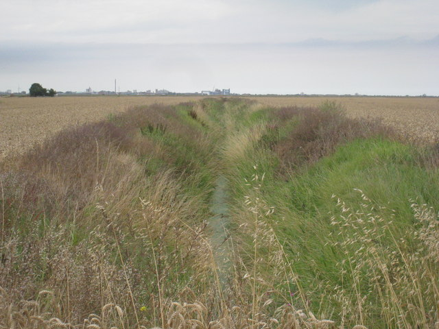 Drainage ditch and Hull