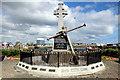 O2839 : Howth Sea Memorial, Howth, Ireland by Christine Matthews