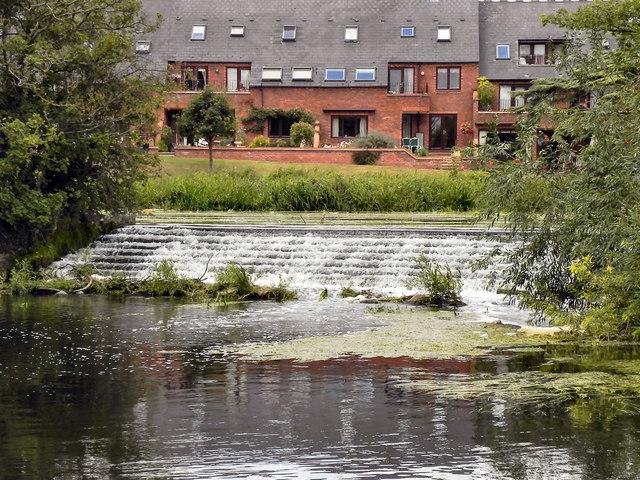 River Avon, Stratford Weir