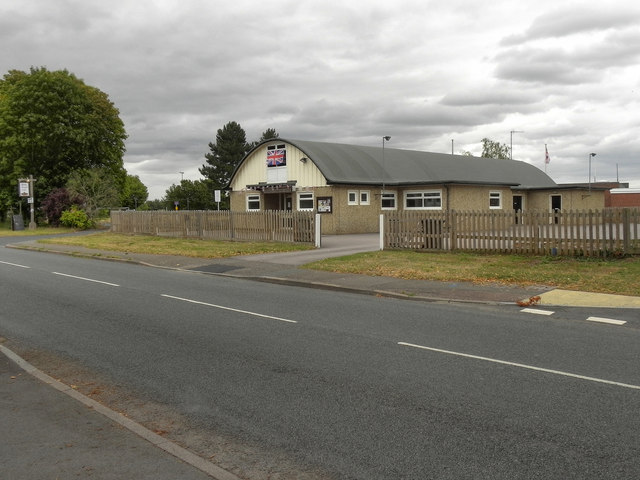 Tiddington Home Guard Club and Community Hall