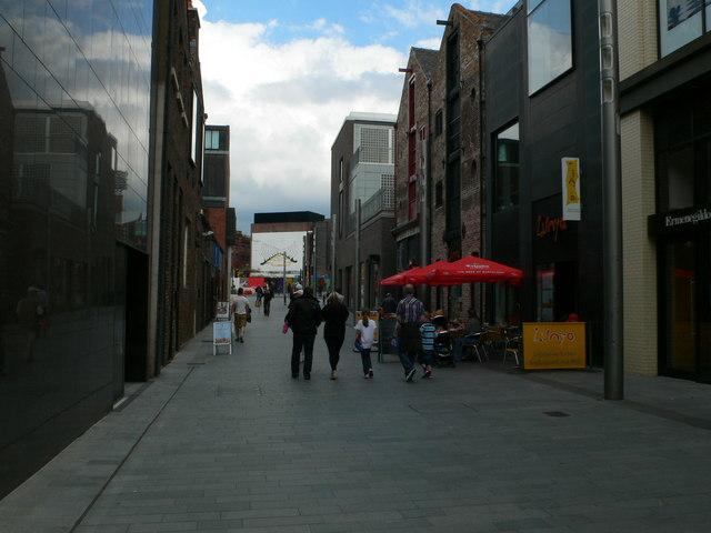 College Lane, Liverpool