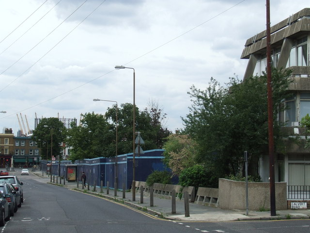 Vanbrugh Hill, East Greenwich