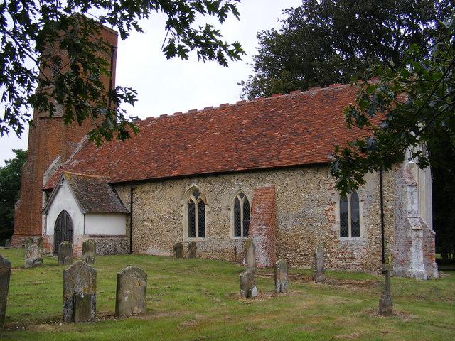 St.Andrew & Eustachius Church, Hoo