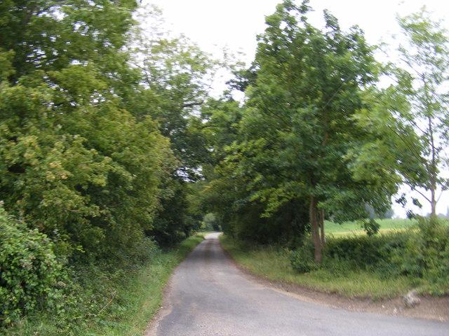 The Entrance to Seven Stars Farm