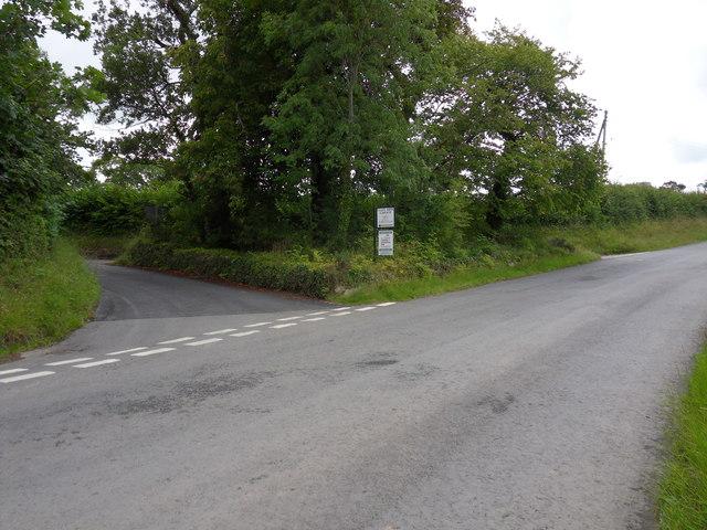 Glan Aber Road