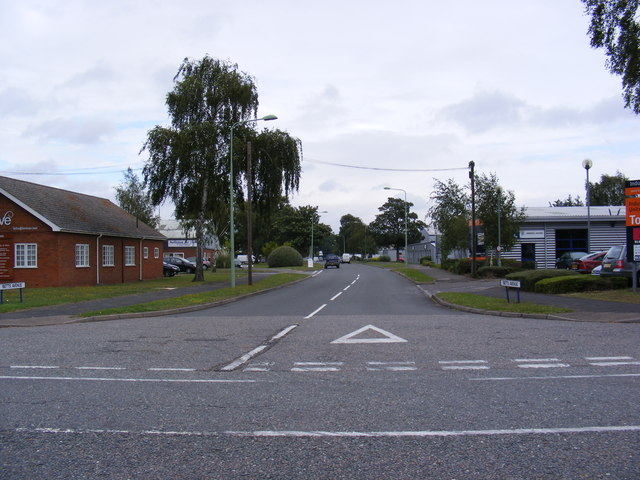 Hawker Drive, Martlesham