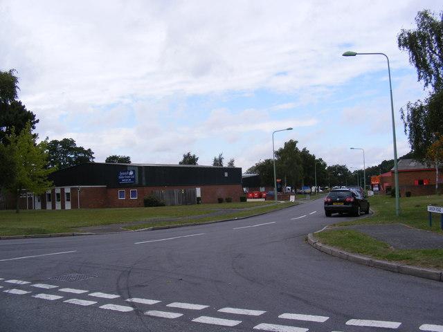 Anson Road, Martlesham
