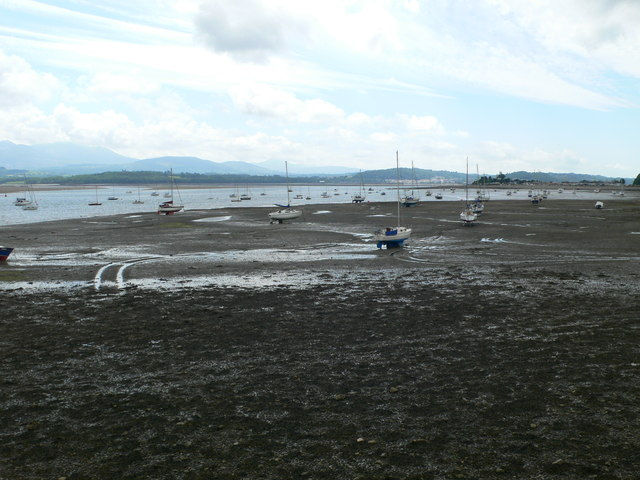 View of the Menai Straits at Beaumaris