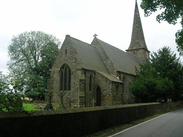 St Mark's Church, Amcotts