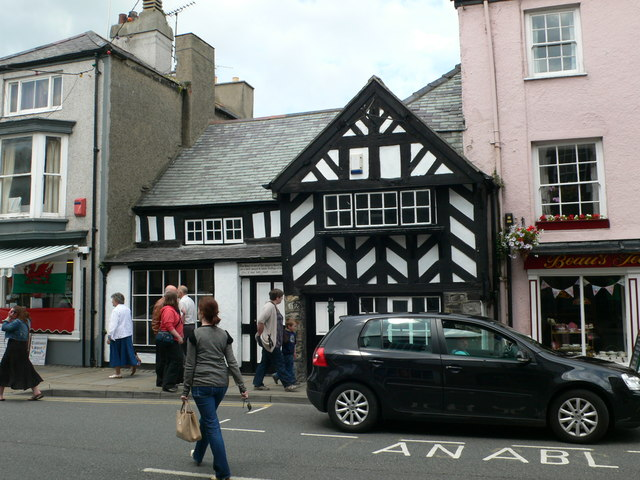 The Tudor House, Beaumaris