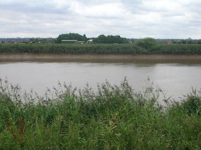 River Trent at Keadby