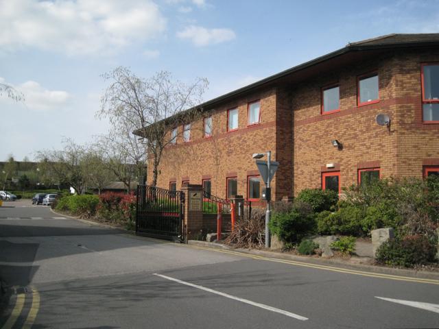 Entrance, St Michael's Hospital