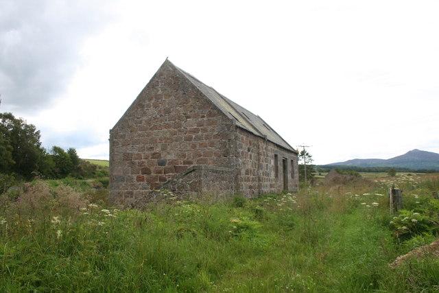 Burnhervie Mill