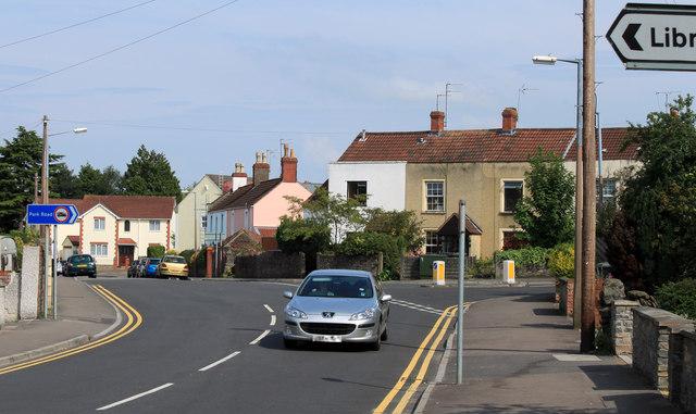 2011 : Salisbury Road, Downend, Bristol