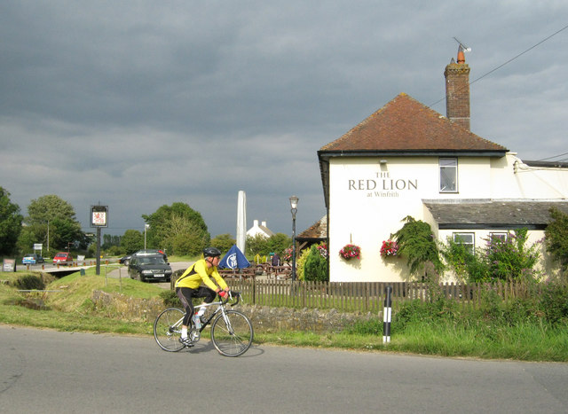 The Red Lion at Winfrith
