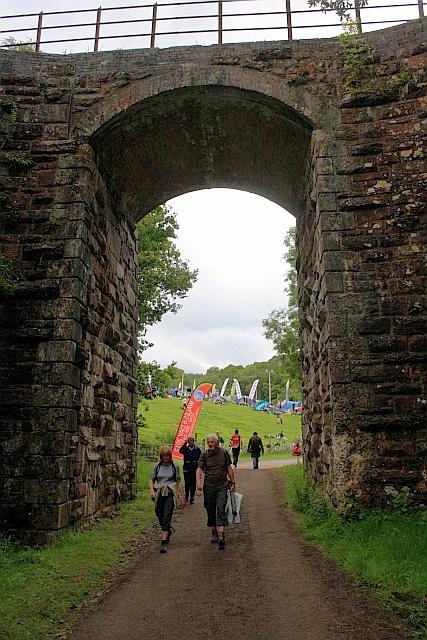 Track to Culnadalloch