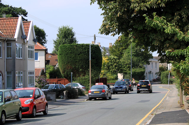 2011 : Buckingham Place, Downend, Bristol