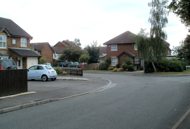 Wright Close, Newport