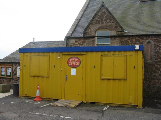 Coldingham Post Office
