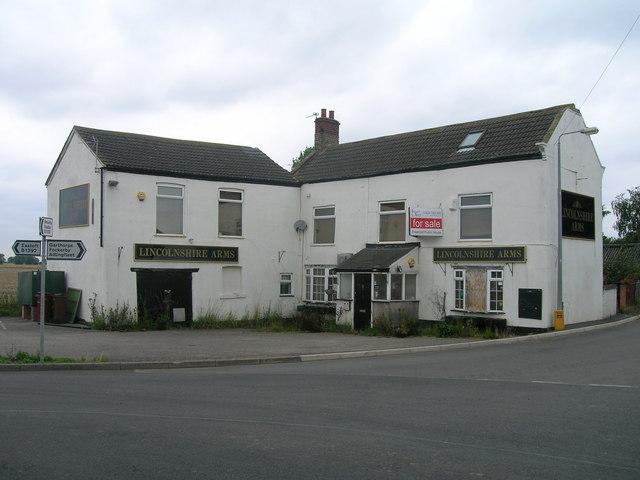 The Lincolnshire Arms, Luddington