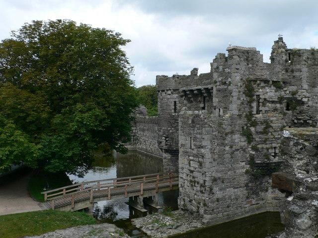 Gatehouse, Beaumaris Castle