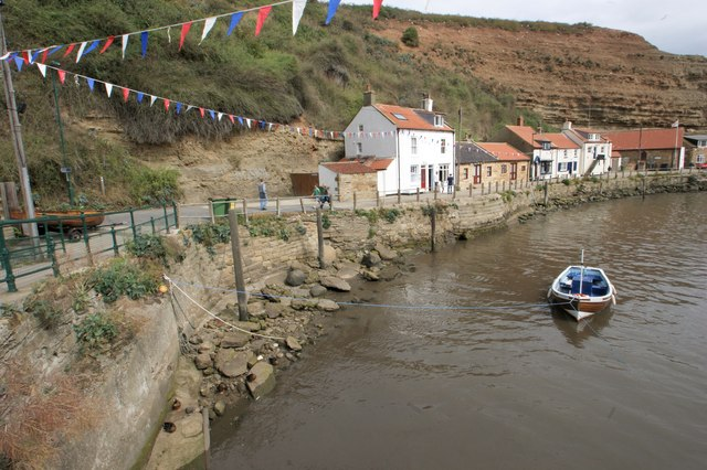 Staithes Beck, Staithes