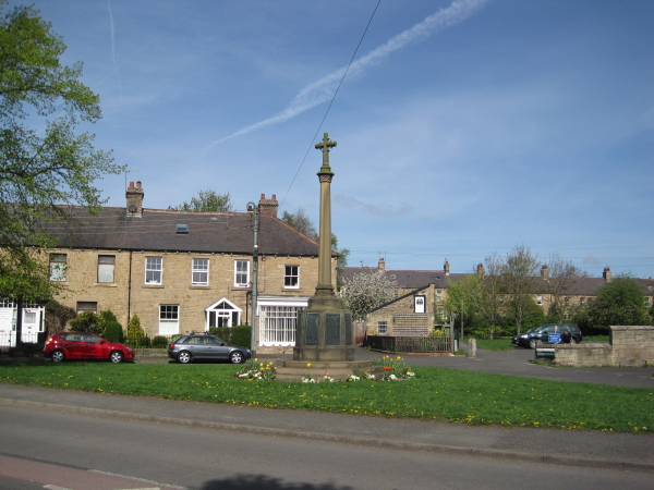 War Memorial, Wylam