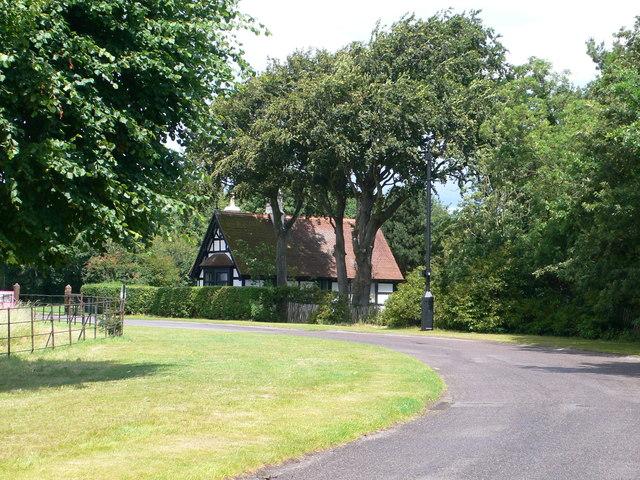 Speke Hall North Lodge