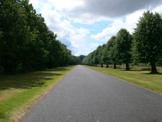 The Walk, Speke Hall