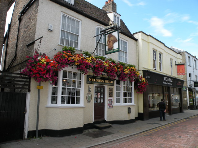 The Nelsons Head, Merryland