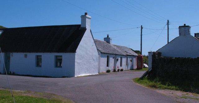 Cullipool village